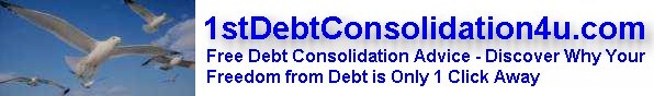 Debt consolidation, Credit repair, Debt management, Credit counseling